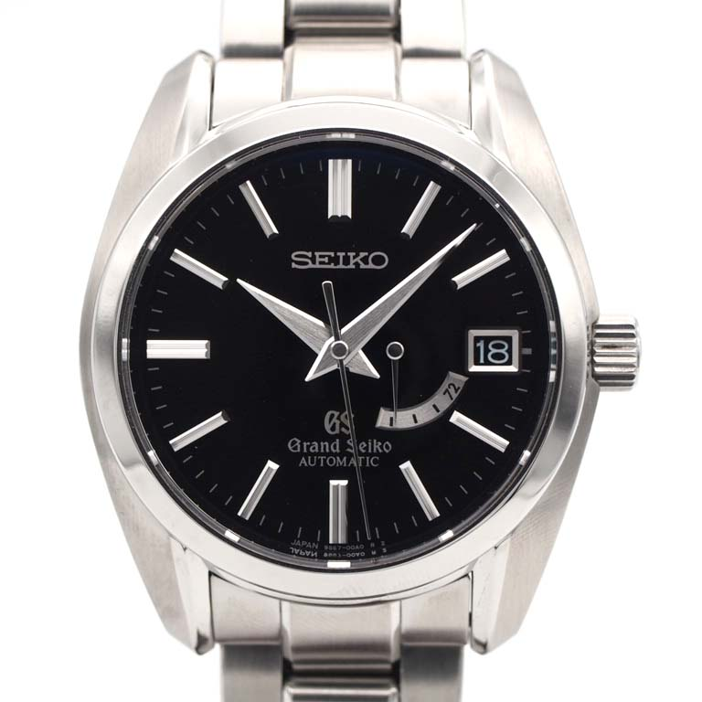 best sneakers 96ba0 7d76e SEIKO SEIKO ground SEIKO GS SBGL005 9S67-00A0 power reservation SS rolling  by hand 72 hours 3DAYS 9S mechanical master shop-limited