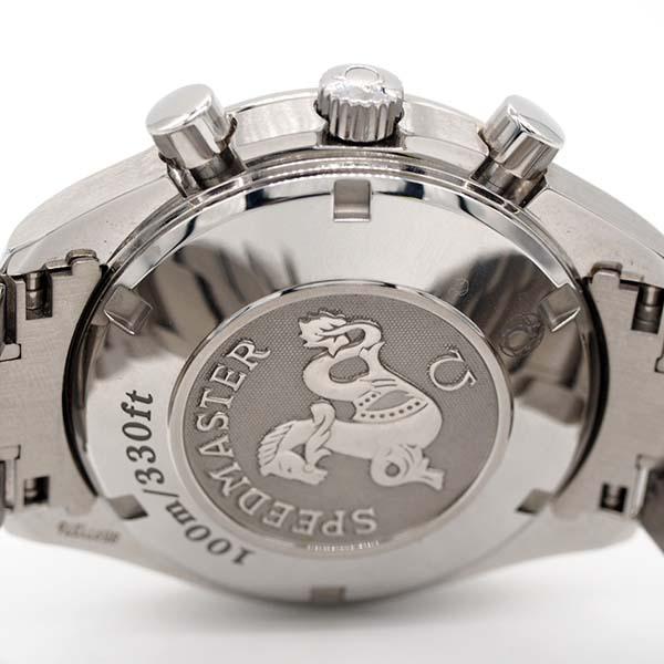 奥米伽OMEGA速度主人323。30.40.40.04.001计时仪SS自动档日期