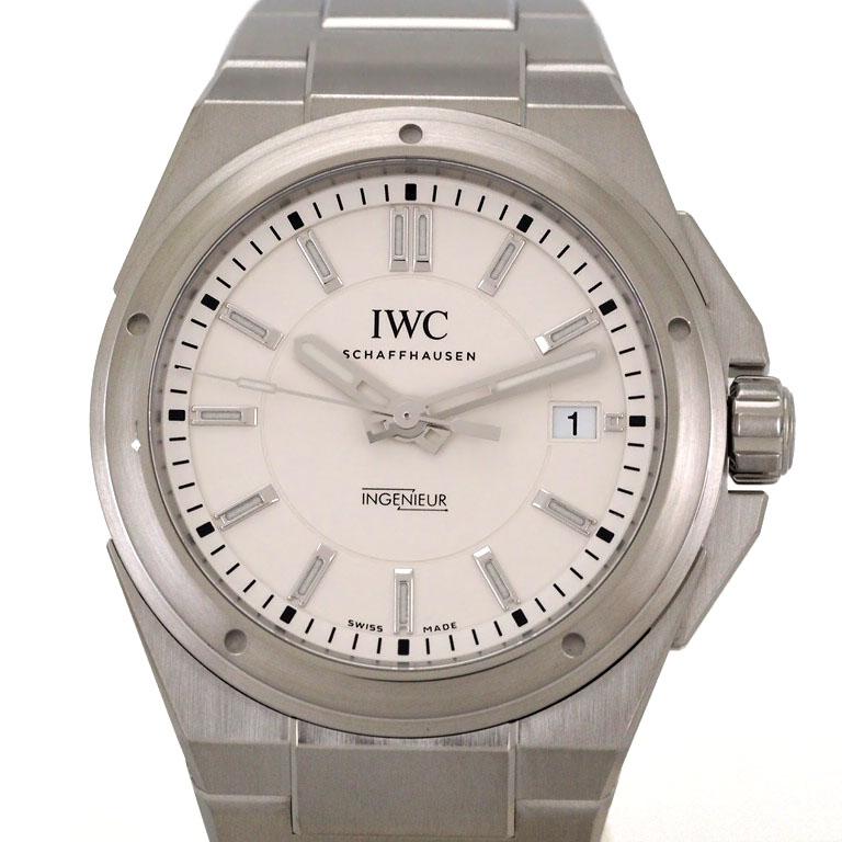 IWC インジュニア IW323904  SS オートマ 40,000A/m 【仕上済】 【リッチタイム】【中古】