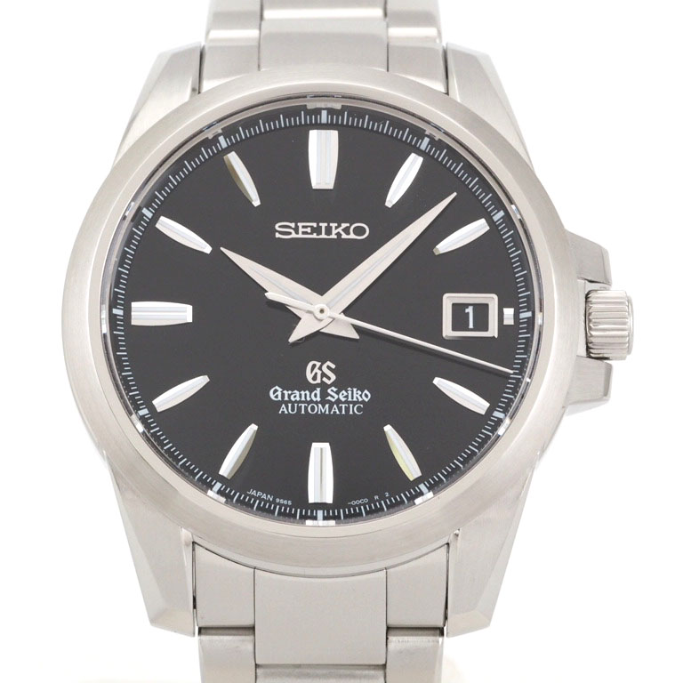 release date 540be 438ff SEIKO SEIKO ground SEIKO GS SBGR057 9S65-00C0 back スケ SS automatic car  mechanical