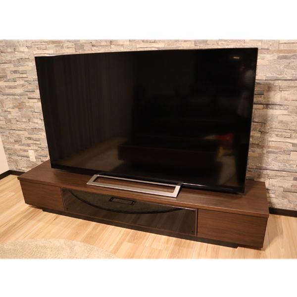 テレビ台 テレビボード 幅180cm シンプル シック 北欧 モダン おしゃれ 木製 完成品 送料無料