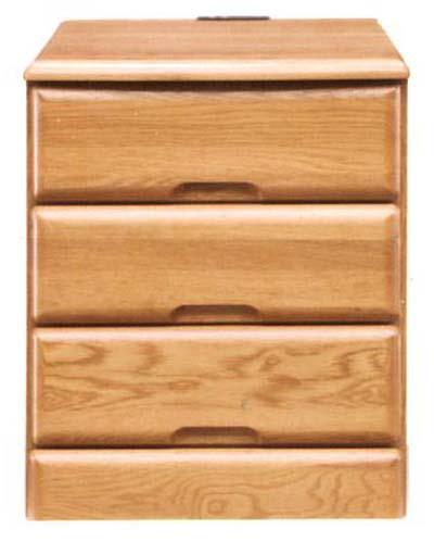 サイドテーブル ナイトテーブル 幅40cm 引き出しタイプ コンセント付き シンプル モダン 3色対応 木製 日本製 完成品 送料無料