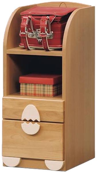 チェスト タンス チェストラック 幅35cm 子供部屋 子供家具 キッズ家具 完成品 木製 送料無料
