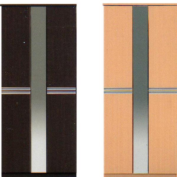 シューズボックス 下駄箱 靴箱 幅75cm 高さ180cm ハイタイプ シンプル 北欧 モダン おしゃれ 木製 2色対応 完成品 送料無料
