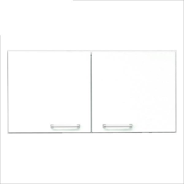 上置き 幅80cm 食器棚 キッチン収納 白 ホワイト 鏡面仕上げ シンプル 北欧 おしゃれ 木製 日本製 完成品 送料無料 【クリスタルシリーズ】