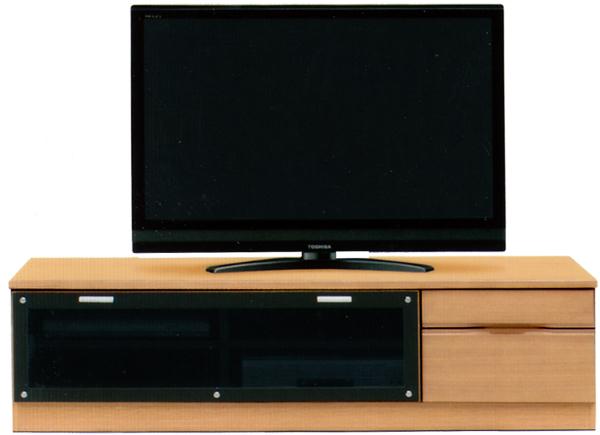 テレビ台 TVボード ローボード 幅150cm AV収納 オーディオ収納 シンプル モダン 2色対応 木製 日本製 完成品 送料無料