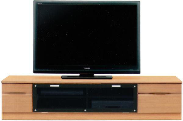 テレビ台 TVボード ローボード 幅180cm AV収納 オーディオ収納 シンプル モダン 2色対応 木製 日本製 完成品 送料無料
