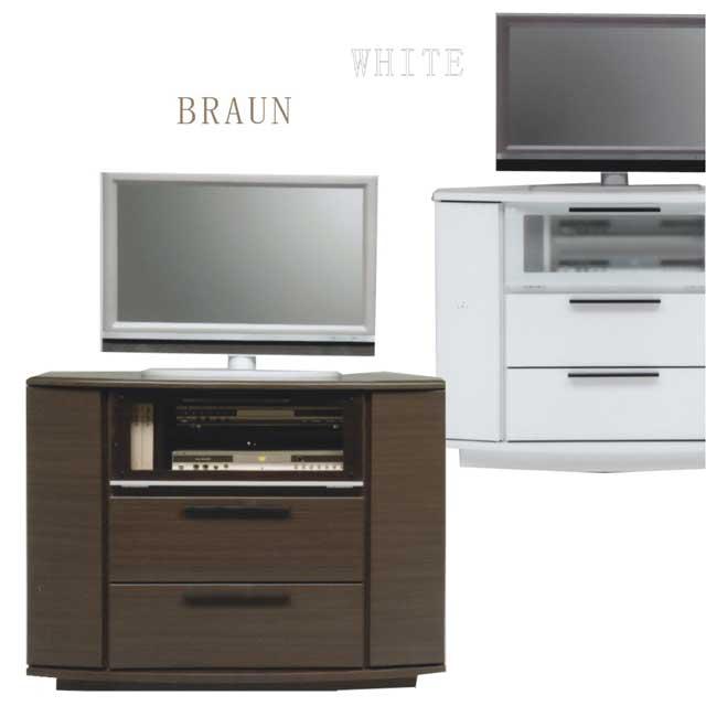 テレビ台 テレビボード台 幅100cm 2色対応 完成品