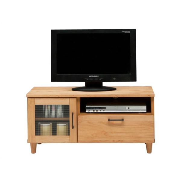 テレビ台 テレビボード ローボード 幅90cm シンプル 北欧 ナチュラル モダン 木製 完成品 送料無料