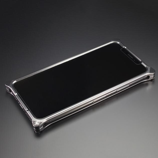 new arrivals bb1ff 21457 Guild design iPhoneXS iPhoneX bumper Kojima production KOJIMA PRODUCTIONS  shock aluminum case cover GILD design iPhone XS X-resistant