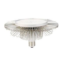 【アウトレット/パッケージ難あり】LumiDas(ルミダス) JLD-72:72W形 PURE WHITE E39口金(高輝度照明LEDランプ。[口金E39]LED電球)
