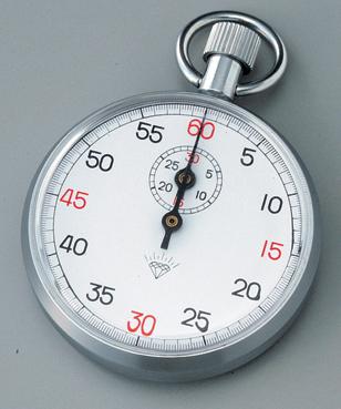 ストップウォッチ 505(30分計)
