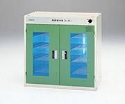 【代金引換不可】殺菌線消毒ロッカーAS-G(ガラス窓付)