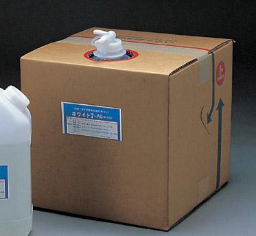 洗浄剤[超音波洗浄機用・無リン] ホワイト7-AL 20Kg
