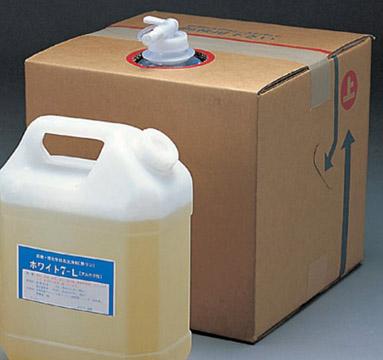 洗浄剤[浸漬用液体]ホワイト7-L 20Kg