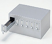 【代金引換不可】標本マルチラック 幻灯用スライド35mm用 SK-5