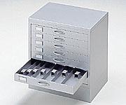 【代金引換不可】標本マルチラック 細胞包理ブロック用 SK-15A