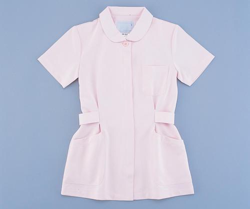 ナースウェア[上衣]HO1912 半袖ピンク