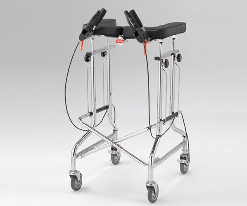 【代金引換不可】歩行補助器[アルコー1S-X型・折りたたみ式]