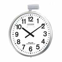 掛時計 パルウェーブ M611B (屋外用) [4MY611-B19]