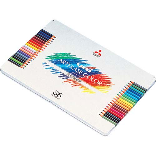 ユニ・アーテレーズカラー 色鉛筆 (36色) [UAC36C]