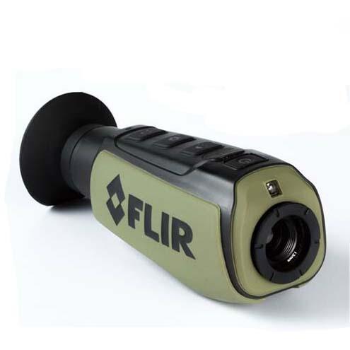 【日本正規品】《FLIR》サーマル暗視スコープ フリアースカウト2 240 (検知距離~350m)※代金引換不可