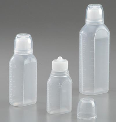 ハイオール投薬瓶(薬杯付き)60ml 200個入