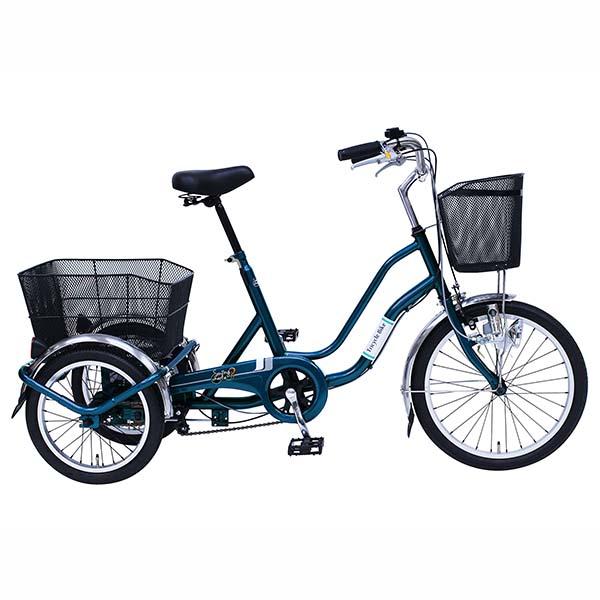 《SWING CHARLIE スイングチャーリー2 三輪自転車E》MG-TRW20E(※代引不可)