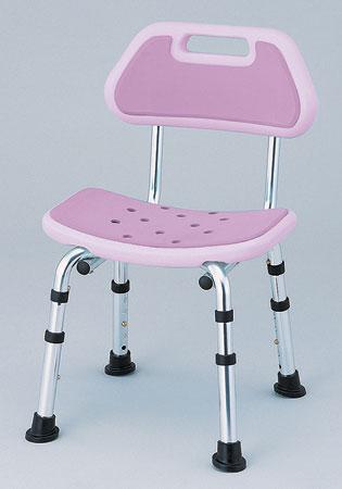 シャワー椅子 HS4215 背付き