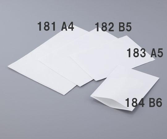 印字用薬袋 無地 182 B5 (2000枚入)