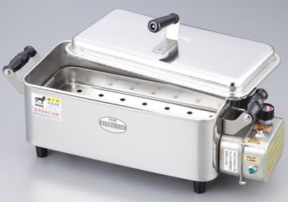 【代金引換不可】卓上煮沸消毒器AT-36 幅480×奥行190×高さ235mm