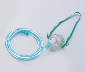 中濃度酸素吸入用マスク(小児用チューブ付き) HT1043