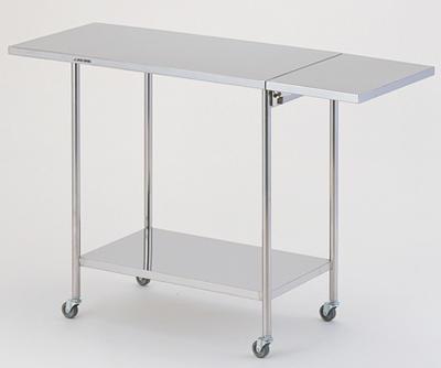 【代金引換不可】サイレントラボベンチ N-1200(折りたたみ式テーブル付き)