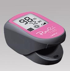 パルスオキシメーター (PumoRi 7165) ピンク(PMR/PK)