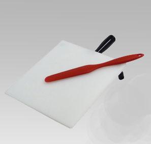 軟膏板(PE製) 白 中 HN-250W