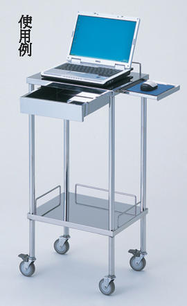 【代金引換不可】パソコンカートPCK-1