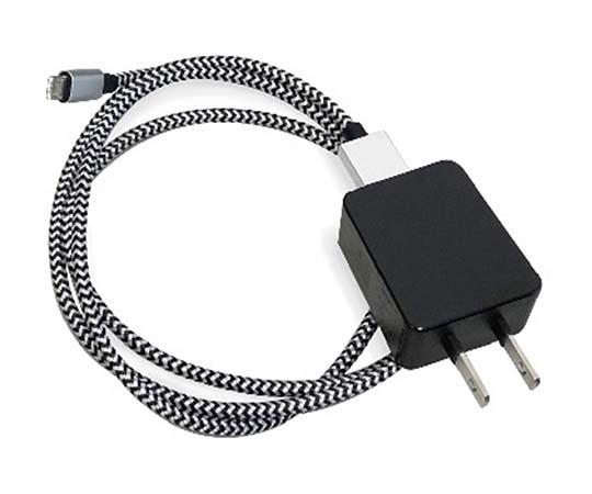 手洗い評価キット グリッターバグLED 交換用ACアダプター(USBタイプ)  11-10501
