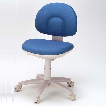 快適OA椅子 CH-B636XSN ブルー