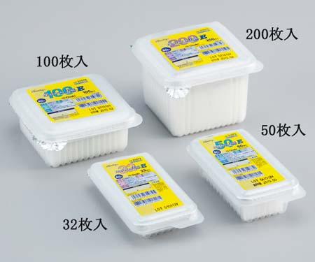 【得々パック】アルウエッティBox-E (酒精綿) 1箱(50枚/個×72個入)