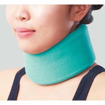 コットン生地でやさしい装着感です。《頚椎カラー/頸椎カラー/首用サポーター/頚椎用サポーター/首固定/首用コルセット》 頸椎ソフトカラー(※ネコポス不可)