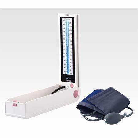 水銀レス血圧計 KM-380-2 (卓上型)綿カフ仕様