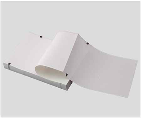 心電図用記録紙(折り畳み型)CP-621U-300(1冊入)