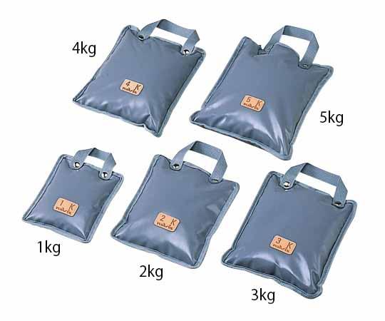 砂袋 手提式4kg 300×230グレー