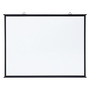 [サンワサプライ] プロジェクタースクリーン(壁掛け式・アスペクト比4:3・100型相当) PRS-KB100