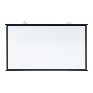 [サンワサプライ] プロジェクタースクリーン(壁掛け式・アスペクト比16:9・90型相当) PRS-KBHD90
