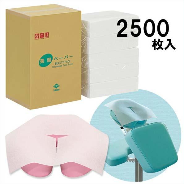 美顔ペーパー (2500枚入) TB-68-02