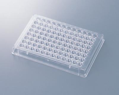 マイクロプレート(96ウェルプレート) V底・滅菌済 50枚入