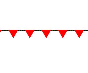 フラッグ標識ロープ(文字なし)