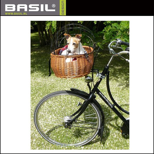 【フロントバスケット】BASIL(バジル)Pluto