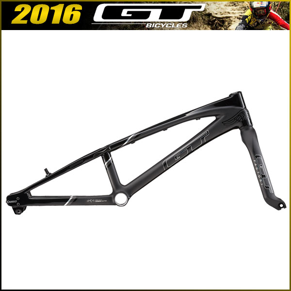 GT 2016 スピード シリーズ カーボン フレームキット/SPEED SERIES CARBON FRAME【BMX】【フレームセット】【カーボン】【ジーティー】【2016年モデル】